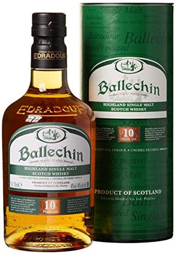 Ballechin 10 Jahre - Single Malt Scotch Whisky (1 x 0.7 l)