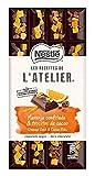 Nestlé Les Recettes De L'Atelier Chocolate Negro con Naranja, 170g