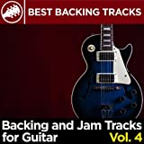 Guitar Backing Track Blues in A