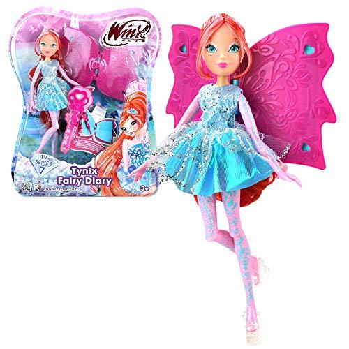 Winx Club Bloom und das magische Tagebuch | Tynix Fairy Puppe Staffel 7