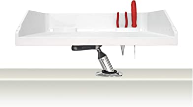 Magma Products, T10-421 Tournament Series Fish Cleaning Station & Levelock Mount Combo, 20