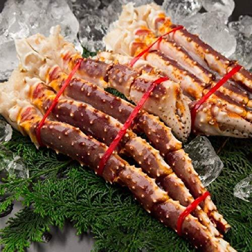 訳あり OWARI タラバガニ 加熱用 生本たらば蟹脚 冷凍 約3.0kg (4〜6肩入)