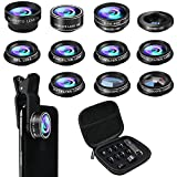 Best Iphone Lens Kits - Phone Camera Lens Kit, 11 in 1 Cellphone Review