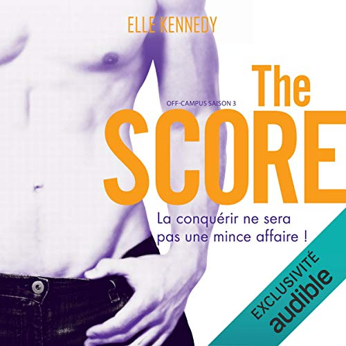 Couverture de The Score