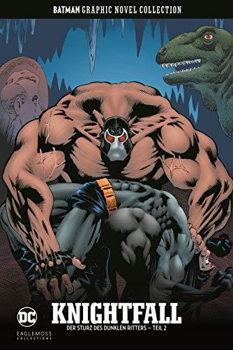 Batman Graphic Novel Collection: Bd. 41: Knightfall - Der Sturz des Dunklen Ritters - Teil 2