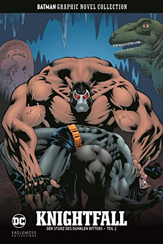 Batman Graphic Novel Collection: Bd. 41: Knightfall - Der Sturz des Dunklen Ritters - Teil 2