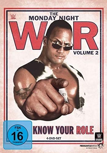 WWE - The Monday Night War Vol. 2 - Know Your Role [4 DVDs]
