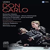 Don Carlo: Live From the Royal Opera House by Rolando Villazon