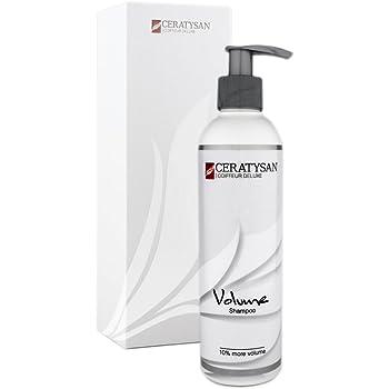 COIFFEUR DELUXE Volumen-Shampoo ohne Silikon   10% mehr Volumen   Mit Styling-Effekt   Für feines Haar   250 ml   Organic   Friseur-Produkt