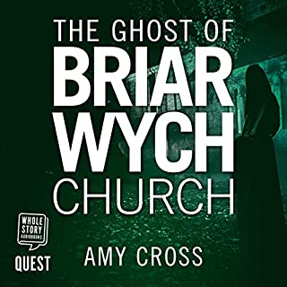 The Ghost of Briarwych Church audiobook cover art