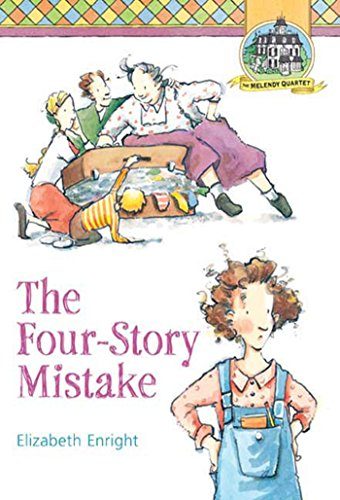 Download The Four-Story Mistake (Melendy Quartet Book 2) (English Edition) B015MPPCLY