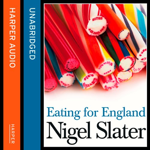 Eating for England audiobook cover art