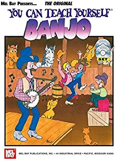 You Can Teach Yourself Banjo (Book/CD/DVD Set)