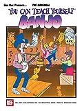 You Can Teach Yourself Banjo (Book/CD/DVD Set)