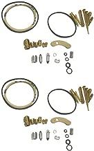 2 X Carb Carburetor Rebuild Repair Kit For Kawasaki KZ400 KZ 400 400S 400D 400D3