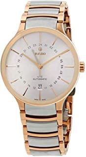Rado Centrix Automatic Silver Dial Two-Tone Men's Watch R30162013