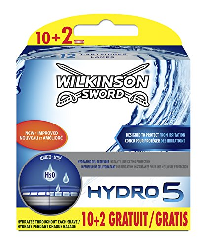 Wilkinson - Hydro 5 - Lames de rasoir pour Homme