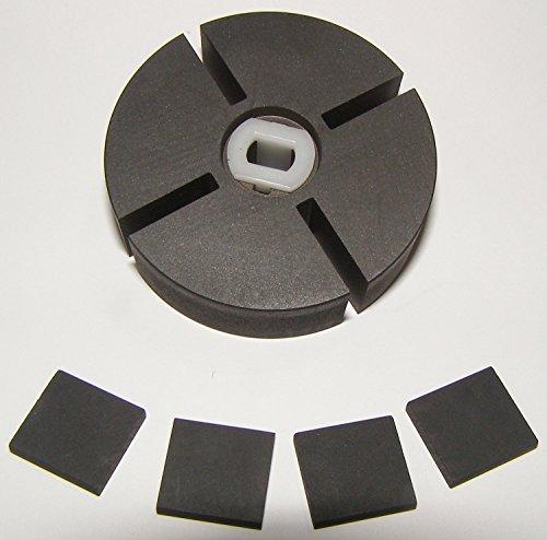 160003-01 Rotor Kit 5/8' all Procom oil fired heaters PCK80-PCK220 + FREE E-BOOK (FREEZING)