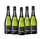 Origen Brut Reserva - Cava - Vino Espumoso - 6 botellas de 750 ml - Total: 4500 ml