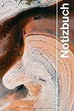 Notizbuch: Notizbuch, Aquarell Design, 108 Seiten, weiß, liniert, glänzendes Cover, Notebook, als...