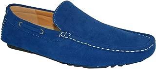 Shoe Artists Blue Suede Look Shoes