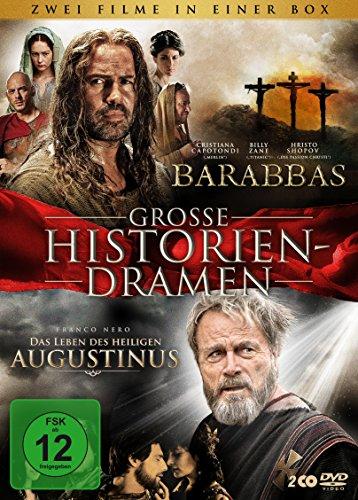 Barabbas / Augustinus [2 DVDs]