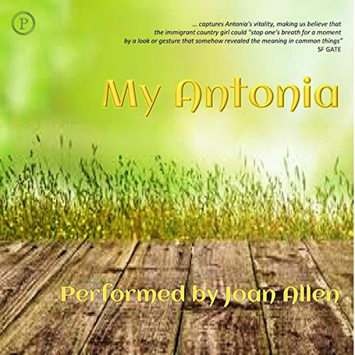 『My Antonia』のカバーアート