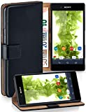 moex Klapphülle kompatibel mit Sony Xperia Z5 Hülle