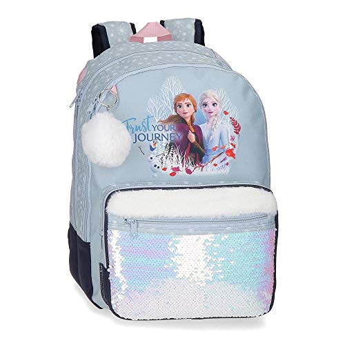 Zaino scuola 42cm Trust your journey
