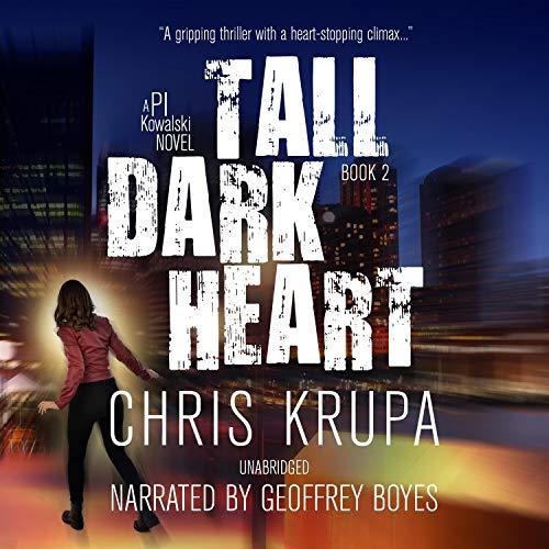 Tall Dark Heart Audiobook By Chris Krupa cover art