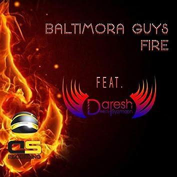 Fire (feat. Daresh Syzmoon)