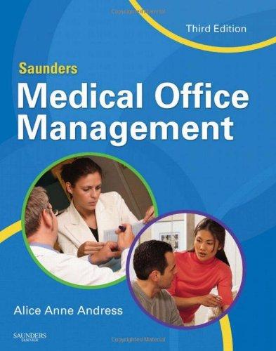 Saunders Medical Office Management