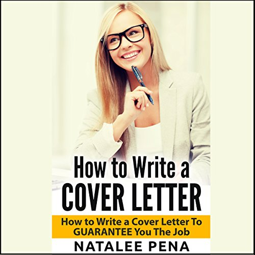 How to Write a Cover Letter audiobook cover art