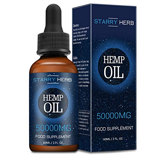 Starry Herb 50000Milligramm 83% 60ml,...