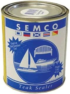semco teak sealer colors