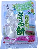 義士 なよろ産水稲もち米100%まる餅 1個パック 袋600g