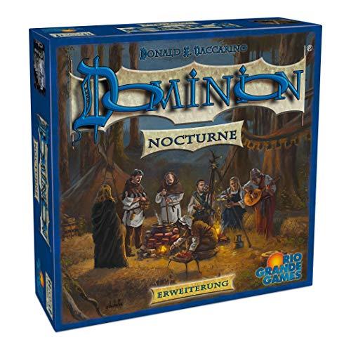 Rio Grande Games 1414 - Dominion: Nocturne [Erweiterung]