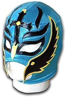 WRESTLING MASKS UK Men's Son Of Devil Mexican Wrestling Mask