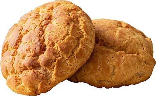 低糖質 サクサクふわふわあま〜いメロンパン 5個 パン 糖質オフ 糖質カット ふすまパン ふすま小麦 ふすま粉 ブランパン ロカボ 食品 置き換え 朝食 通販 レシピ 冷凍パン 非常食 タンパク質 1個あたり糖質2.8g 低糖工房