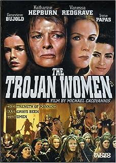 The Trojan Women by Katharine Hepburn