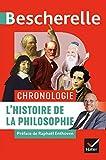 Bescherelle Chronologie de l'histoire de la philosophie : de l'Antiquité à nos jours (Chronologies)