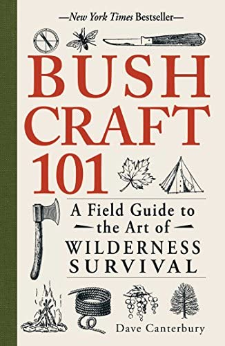 Bushcraft 101 A Field Guide to the Art of Wilderness Survival product image