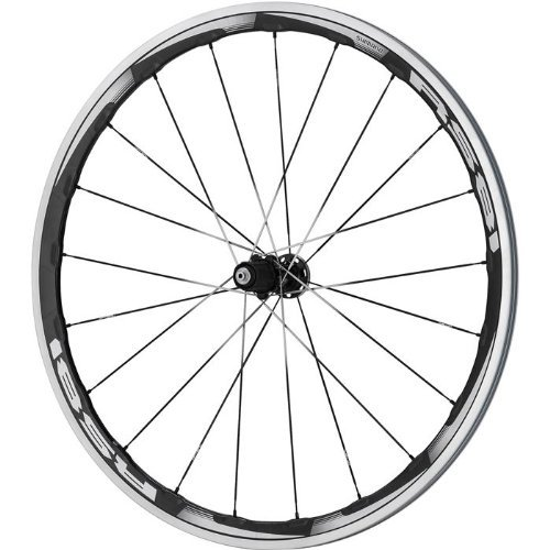 Shimano Wheels WHEL RS81 C35 carbon clinch RR by Shimano