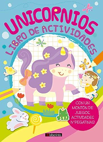Unicornios. Libro de actividades