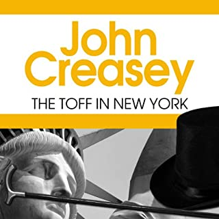 The Toff in New York cover art