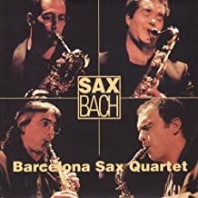 Sax Bach