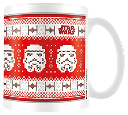 Star Wars - Mug Stormtrooper Christmas, 320 ML