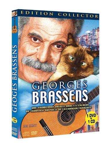 Georges Brassens : L'anticlerical modéré + Les images de sa vie [Francia] [DVD]