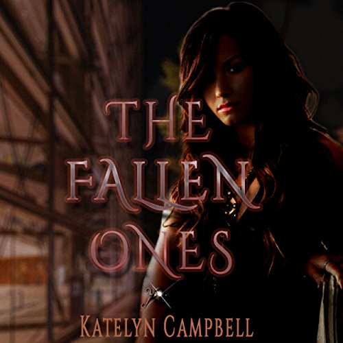 The Fallen Ones audiobook cover art