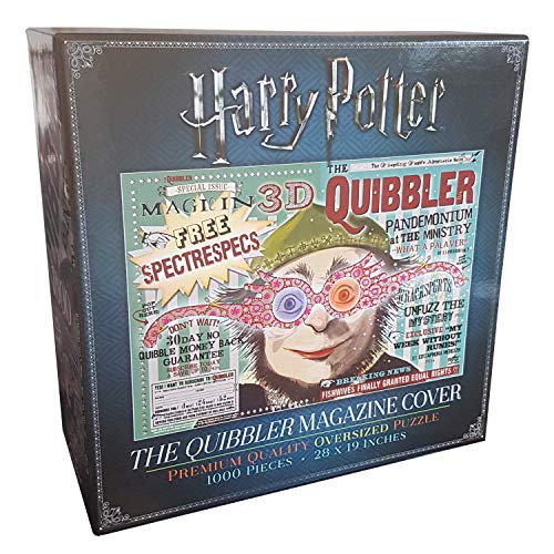 The Noble CollectionQuibbler 1000pc Puzzle